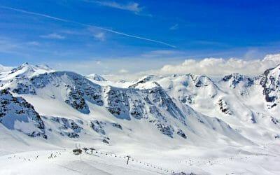 De grootste skigebieden in Europa