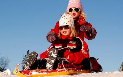 Skigebieden voor de hele familie