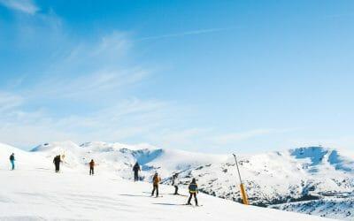 Wintersport in het Zillertal