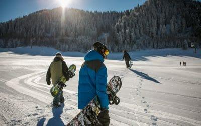 Tips voor snowboardboot sluiting