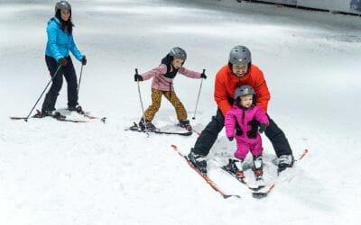 Dé wintersportbeleving bij SnowWorld!