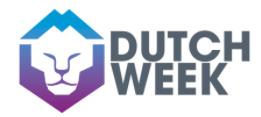 Dutchweek NL logo partner