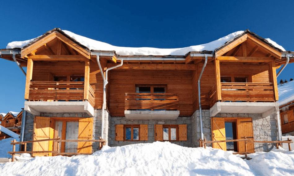 Grand Panorama II Frankrijk Kerst tip skigebied 2021
