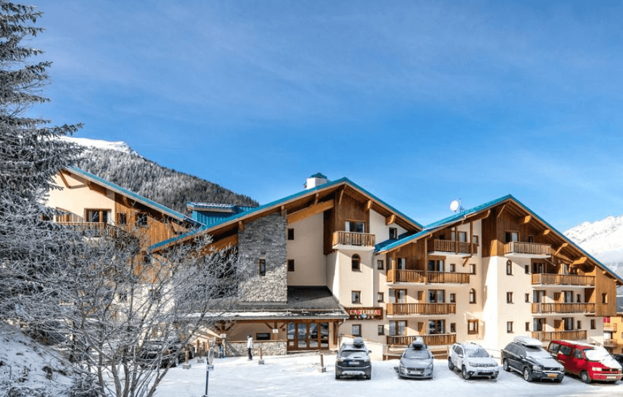 Résidence La Turra Frankrijk tip skigebied Kerst 2021