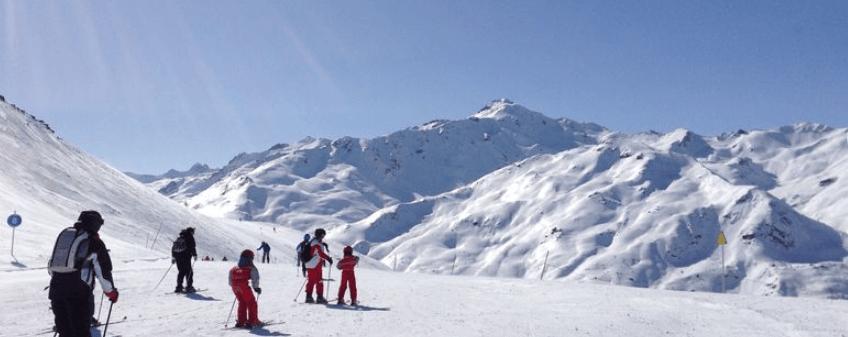 Groep wintersport tips