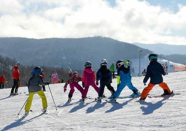 Wintersport in Berwang