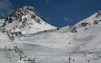 Wintersport in Ischgl