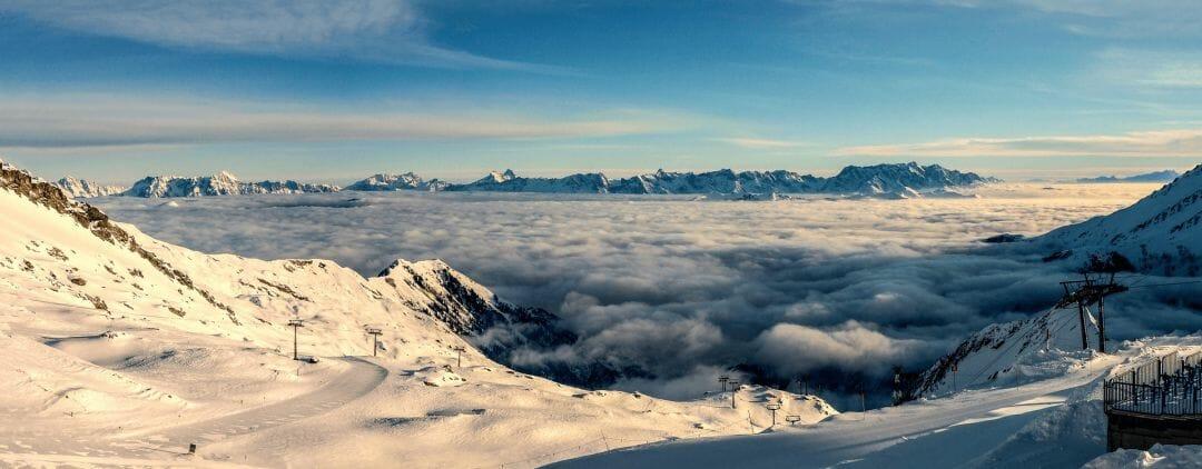 Kitzsteinhorn gletsjer skigebied skipedia tip