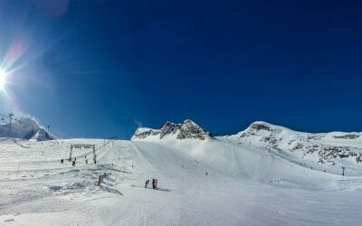 De 5 beste gletsjerskigebieden van Oostenrijk