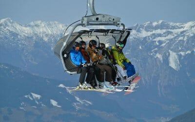 Wintersport in Zillertal 3000