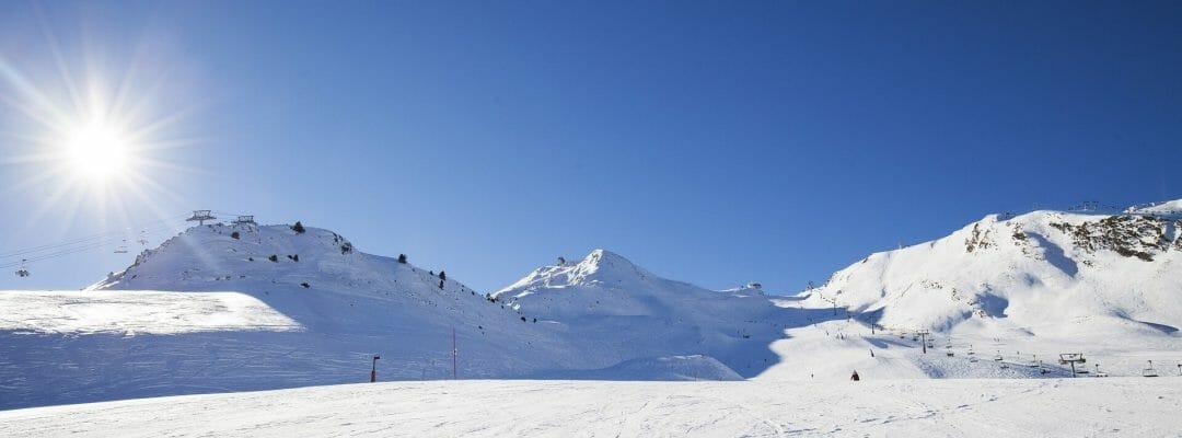 Andorra land tip wintersport