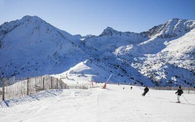 Wintersport in Grandvalira