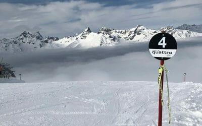 5 steilste pistes in Oostenrijk