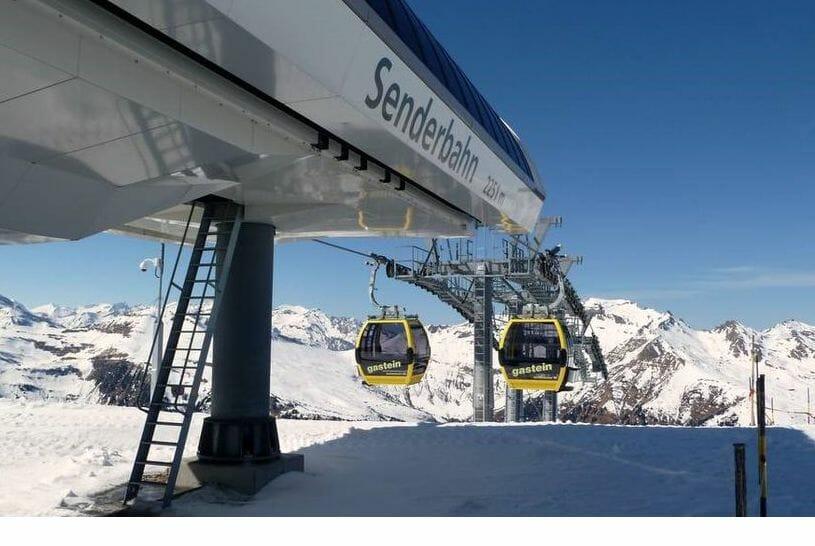 Skigebied Bad Gastein