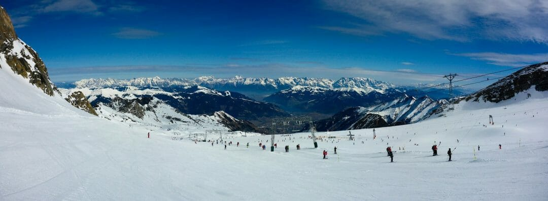 Kaprun Kitzsteinhorn wintersport skigebied