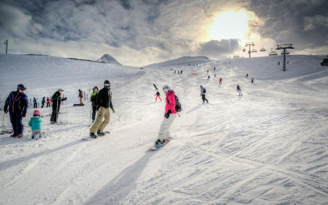 Wintersport in Kaprun