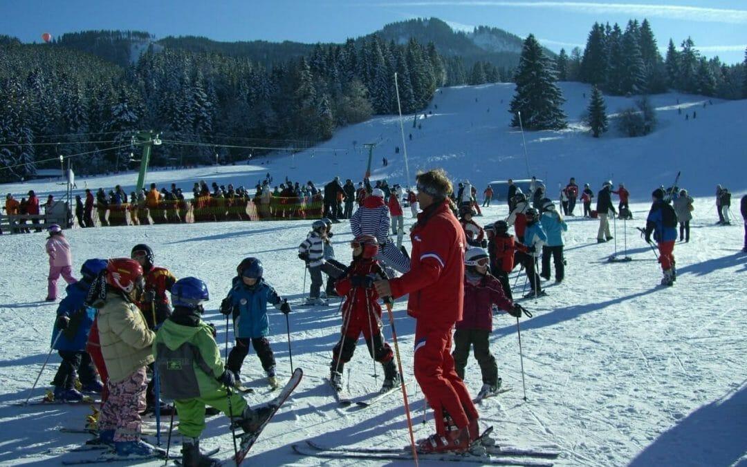 Berwang skigebied informatie