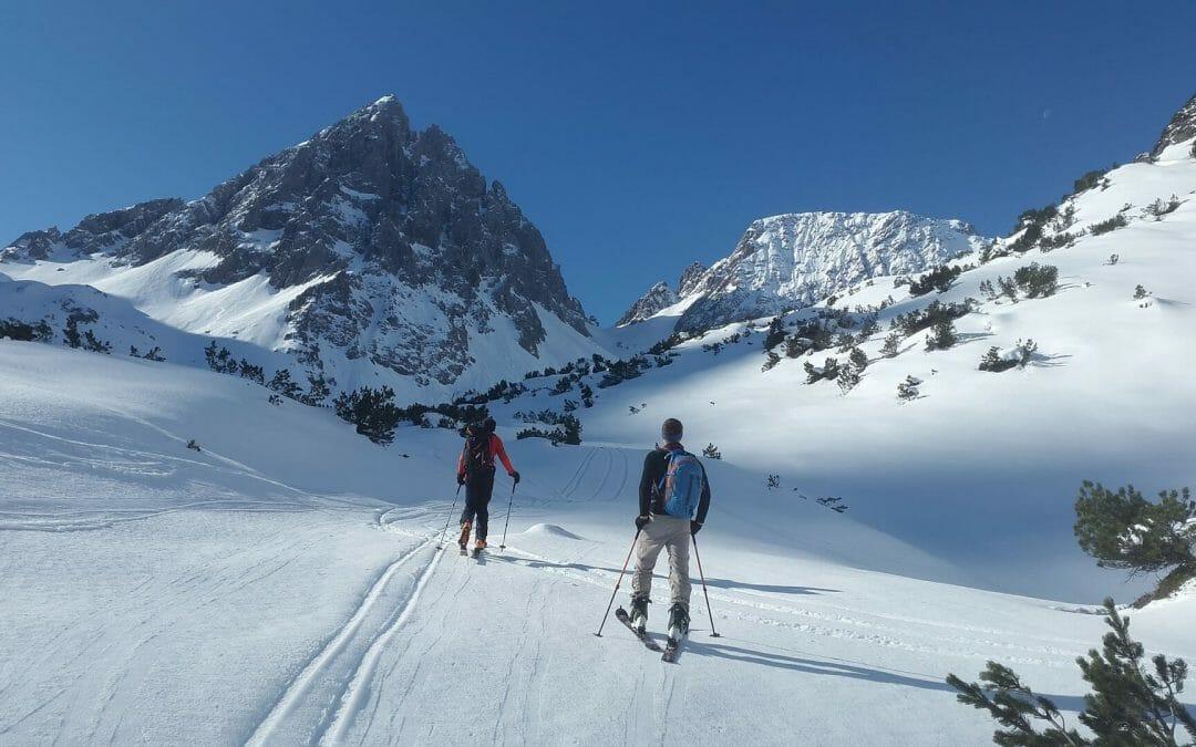 Skihuttentocht met Alpex