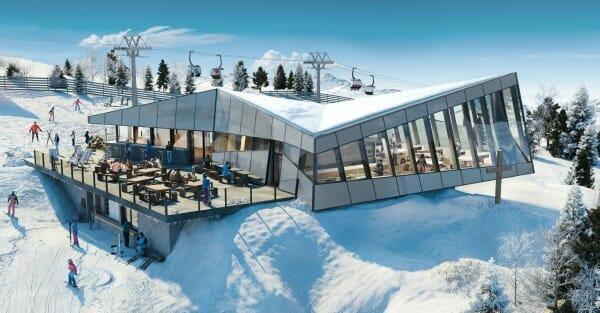 Panorama restaurant Eagle Kreischberg